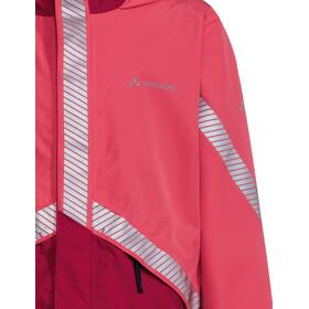 VAUDE Luminum II Kurtka Dzieci, bright pink